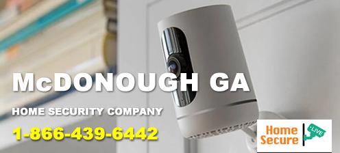 Home Security Company McDonough GA